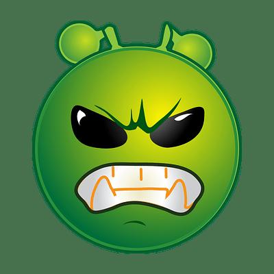 Räuchermischung Kräutermischung Angry Alien