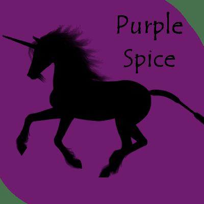 Räuchermischung Kräutermischung Purple Spice