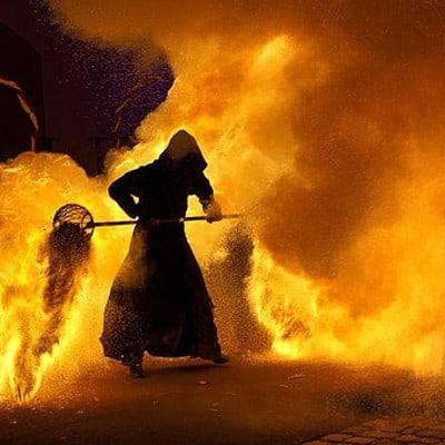 Räuchermischung Kräutermischung Hellfire Spice