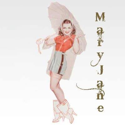 Räuchermischung Kräutermischung Mary Jane