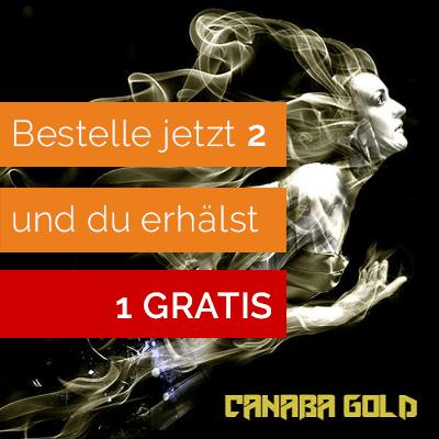Räuchermischung Kräutermischung Canaba Gold Gratis Aktion